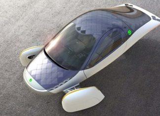 Mobil Listrik Bertenaga Surya Ini Tidak Perlu Pengisian