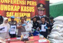14 Tahun Produksi Pupuk Palsu Warga Candi Diamankan Polisi