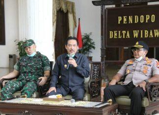 *Cegah Penyebaran Covid-19, Pemkab Sidoarjo B...