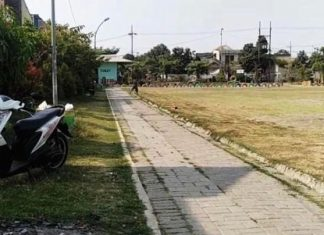 Ditinggal Jogging di Lapangan Dewata Wage, Motor Digondol Maling
