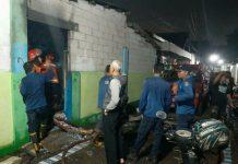 Ditinggal Tidur, Rumah Warga Magersari Ludes Dilalap Api