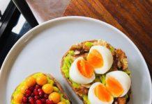 #EzRepost @eddriantjhia with @repostigapp  Avocado Toast, yuk sarapan biar sehat...