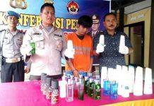 Garong 4 Minimarket, Pemuda Ini Curi Sampo dan Parfum