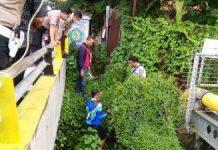 Pelajar Nekat Buang Bayi dalam Kondisi Hidup di Bawah Jembatan