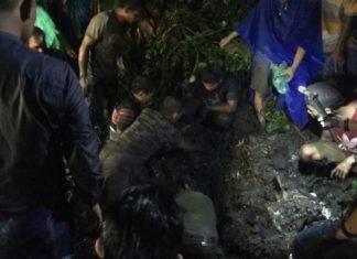Pencarian Jasad Putri Dewi Antika Dilakukan di Darat