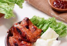 Posted @withregram • @acchiasri_foodslab . AYAM BAKAR BUMBU MERAH Resep : @maccb...