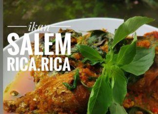 Posted @withregram • @ilma_ilma24 . IKAN SALEM RICA-RICA by.@ilma_ilma24  Bahan:...