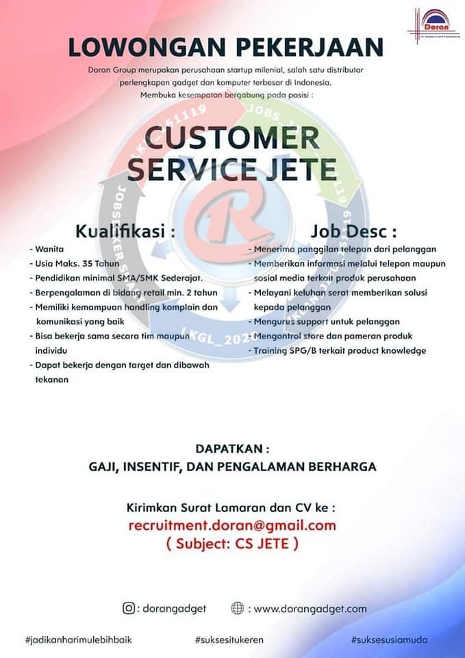 Informasi Lowongan Kerja 80 Lowongan Pekerjaan Di Jawa Timur Semoga Yang Lagi Portal Berita Sidoarjo